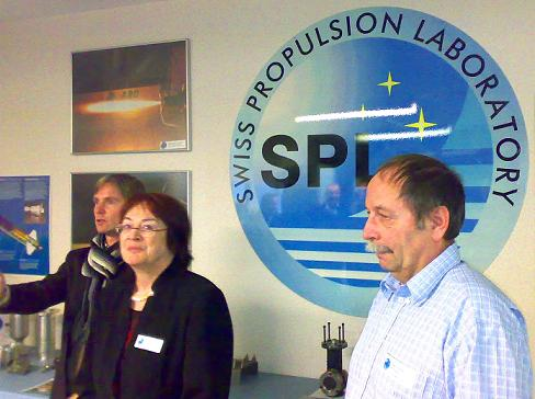 swiss propulsion laboratory
