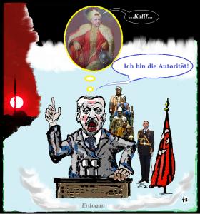 """Erdogan: """"Ich bin die Autorität!"""""""