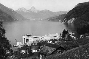 Kalk- und Steinfabrik