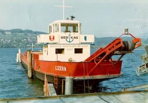 Luzern vor dem Umbau