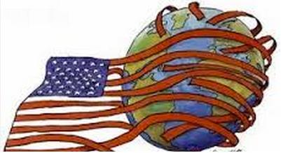 Die Tentakel der USA, Geschwür greift um die Welt