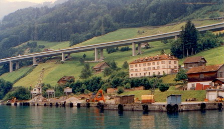 Fabrikhaus: 1993, Bild: © Herbert Odermatt
