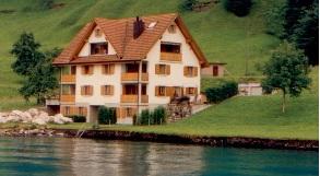 Moklis Haus in der neueren Zeit - Bild: H. Odermatt