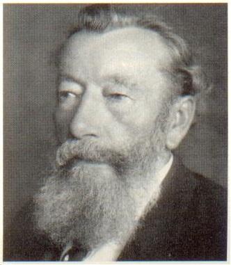Rudolf Zurlinden 4. Nov. 1851-4. April. 1932