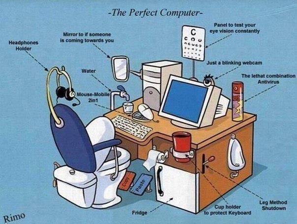 Der perfekte Computer