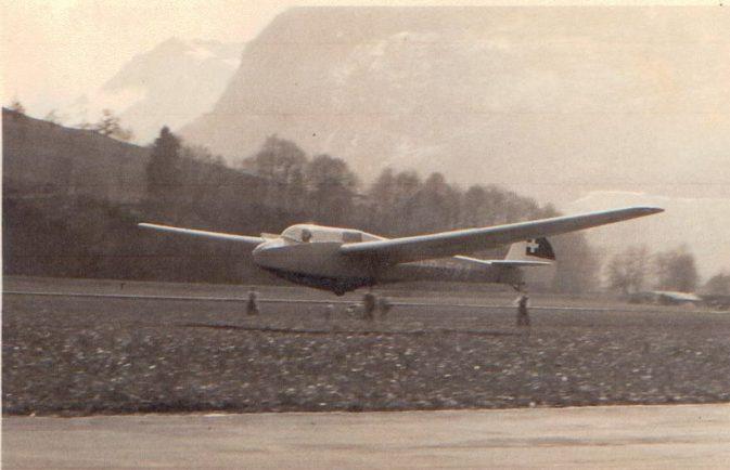 Mü - 13, HB-584, von Herrn Rusterholz, Bild Primus Wyrsch