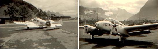 Miles M.65 Gemini - wäre ein rarer Oldtimer heute!