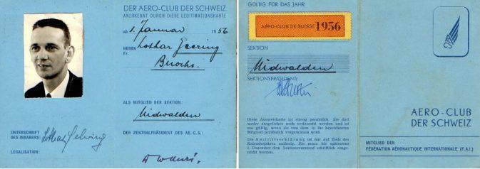 Mitgliedschaft Lothar 2