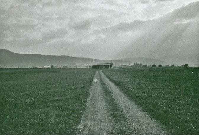 Flugplatz Birrfeld von einst... Foto: René Vetterli