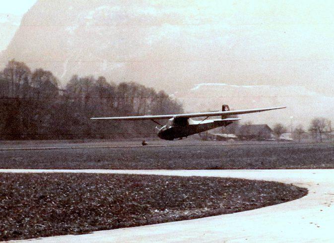 GB II mit viel Schuss im Zielanflug (Foto: Preimus Wyrsch)