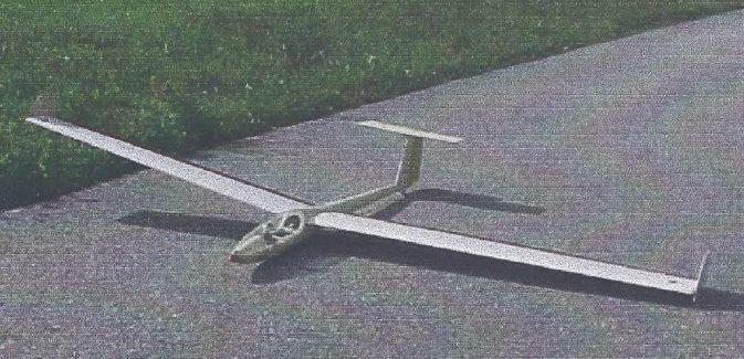 Modell PW-01; Foto: Primus Wyrsch