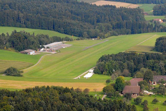 Flugplatz Buttwil (LSZU), Bild Wikipedia